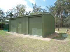 Residential Sheds Toowoomba, Warwick, Goondiwindi, Gatton