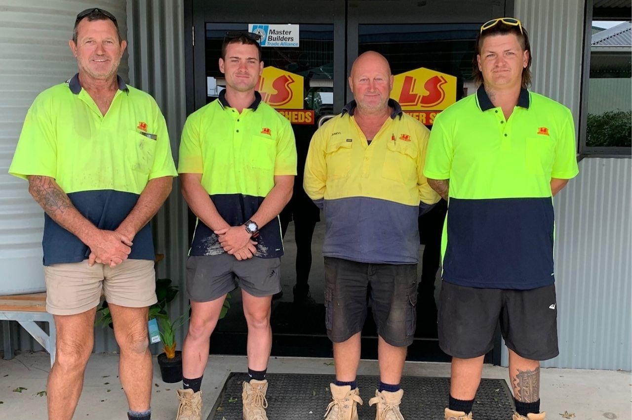 Lockyer-Sheds-Concreting-Team